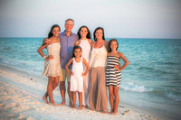 2014 Morrow Family Beach Portrait