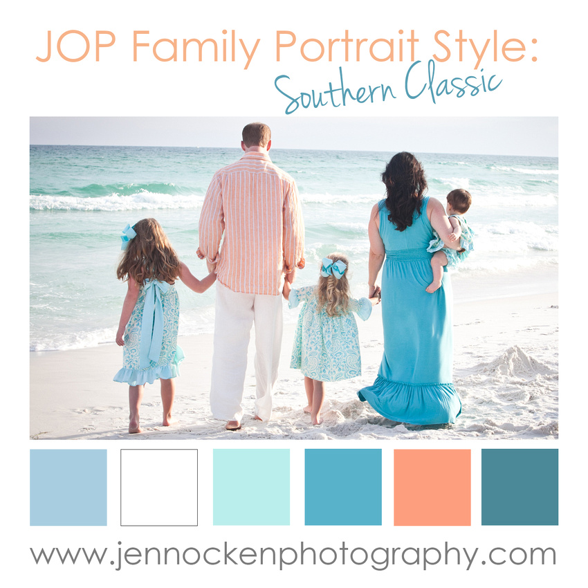 Family Pictures In The Beach: How To Pick Outfits Best For